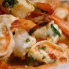 Weeknight Grilled Shrimp Scampi