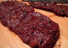 Smokey, Spicy, Skirt Steak