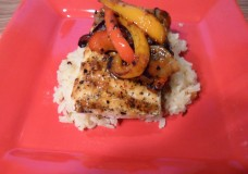 Fathers Day Fish Recipe: Grilled Ono with Orange Honey Glaze