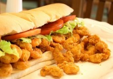 How to Make a Roast Beef Po Boy Sandwich