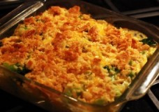 Cracker Chicken Casserole
