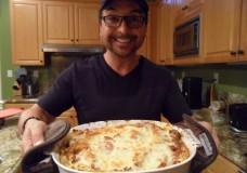 Laughing and Lasagna