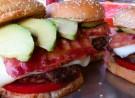 End of Summer BBQ Burger