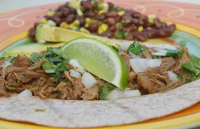 Cook Like A Dad | Slow Cooked Pork Carnitas - get the kids involved