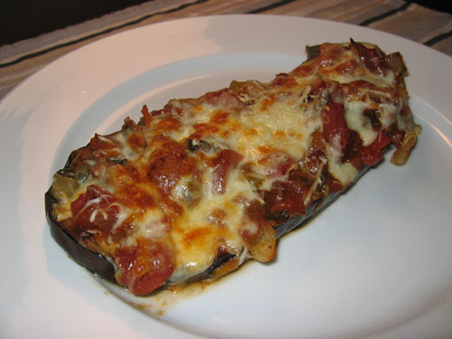 Eggplant Parmesan Recipes — Dishmaps