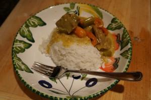 Silk Curry 1